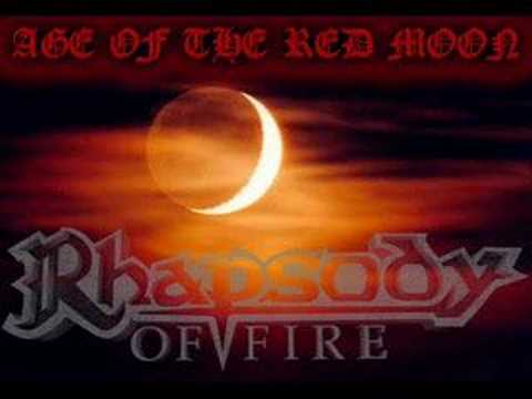 Rhapsody of Fire - Age Of The Red Moon