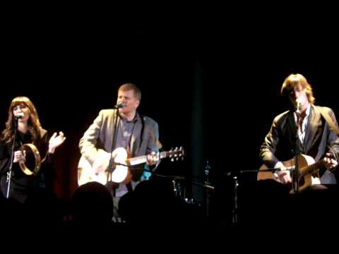 "Unnamed Group f. Rhett Miller & AC Newman - ""Long Road to Freedom"" Live"