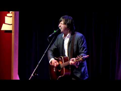 Rhett Miller - I Need to Know Where I Stand [Grammy Museum]