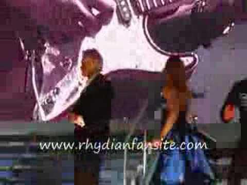 Rhydian Roberts X Factor Tour 2008 Finale