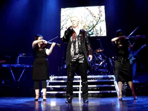 RHYDIAN - I`m Coming Home Again.- 2009 TOUR -READING 29 /04/ 09 -