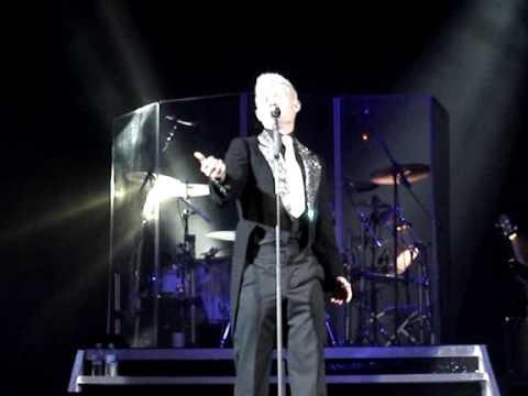 RHYDIAN - SHOW MUST GO ON & MY LIFE - HAMMERSMITH 03/05/09 - 2009 UK TOUR