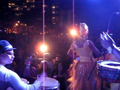 Spam Allstars - Afrika @Sleepless Nights - 11-7-09