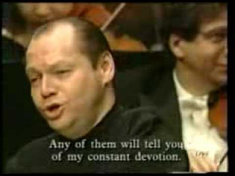 "Levinson & Quasthoff Mozart`s""Per Questa Bella Mano"" w/ Muti"