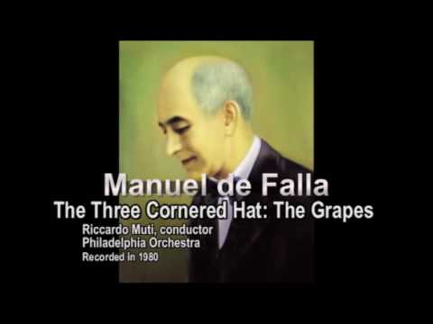 Manuel de Falla - The Three Cornered Hat, Suite No. 1 - Riccardo Muti [Part 1/3]