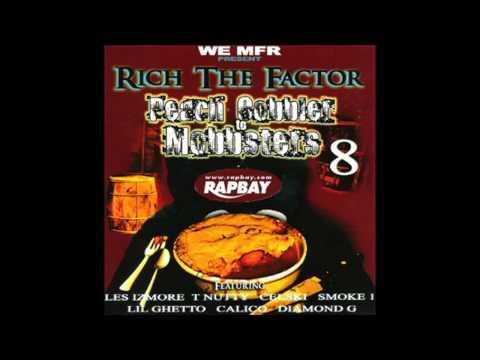 Rich The Factor - Peach Cobbler 8 - Track 6 - DAME DASH ON DA SLAPZZ
