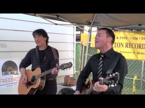 """I Belong To Me"", Richard Barone and Nick Celeste at Princeton Record Exchange"