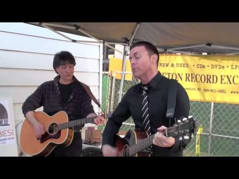 "Richard Barone and Nick Celeste. ""Barbarella"", Record Store Day"