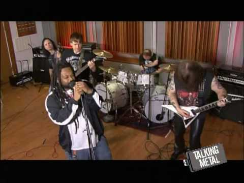 """Talking Metal """"South of Heaven"""" Jam with Members of Halford, God Forbid, and The Howard Stern Show"""