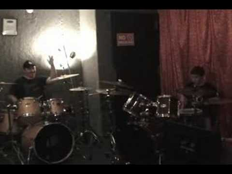 11-Year Old Drummer & Death`s Richard Christy (of The Howard Stern Show) - Part 1