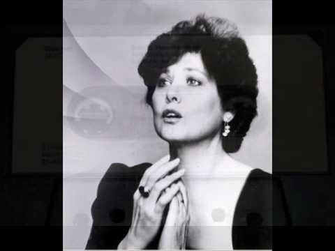 Benita Valente: Therese (Brahms) - 1975 Performance - Lyrics in German