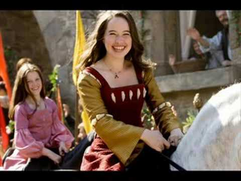 Ben Barnes & Anna Popplewell - At the Beginning