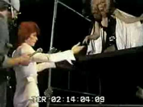 Sorrow (Behind The Scenes) | Amanda Lear & David Bowie