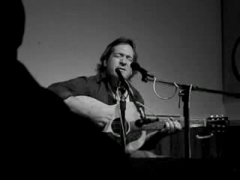"Richard Shindell performing, ""Cold Missouri Waters""."