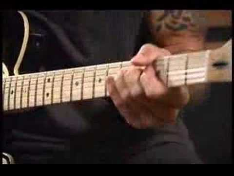 Richie Kotzen - Demonstration #1 Funk Jam