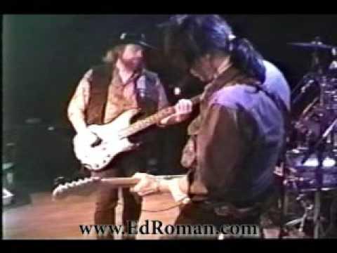 Richie Scarlet, Ed Roman, Jimmy Crifo - LIVE Jam