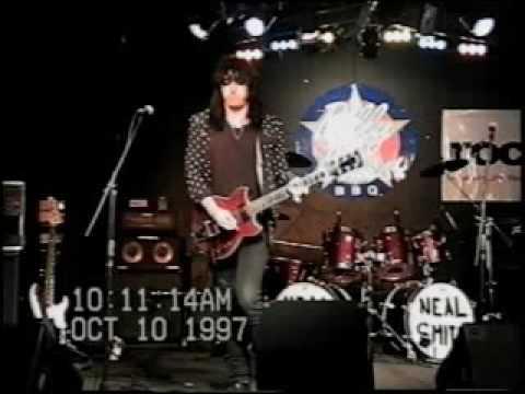 "Richie Scarlet live on KLOL radio at Billy Blues - ""Morning Dew"""
