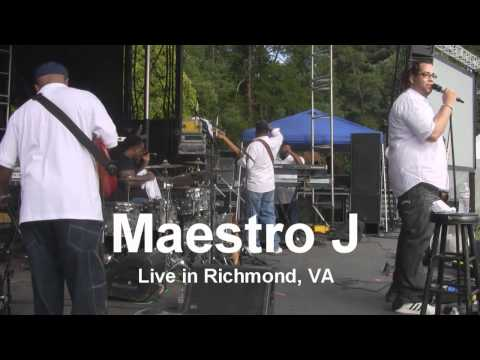Maestro J @ Richmond Jazz Fest
