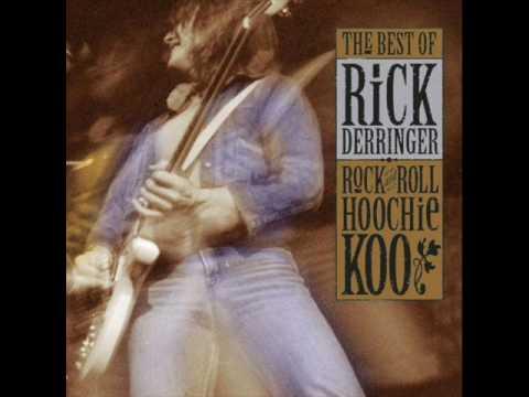 Rick Derringer - Rock & Roll Hoochie Koo (studio)