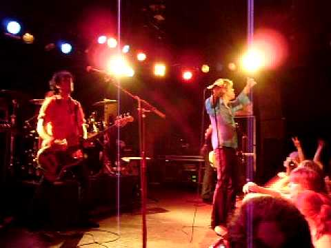 "The New York Dolls ""Jet Boy"" live in Frankfurt am Main, Germany, July 22, 2009"