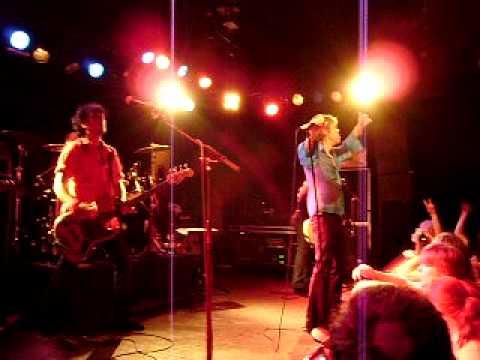 "The New York Dolls ""Jet Boy"" live in Frankfurt am Main, Germany, July 22, 2009"