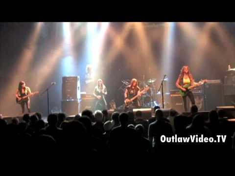 The Iron Maidens - Revelations LIVE - House Of Blues - OutlawVideo.TV