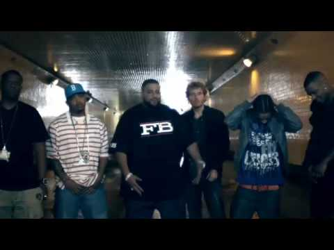 """DJ Khaled """"Fed Up"""" ft. Usher, Young Jeezy, Drake and Rick Ross (Director`s Cut) / New Album 2010"""