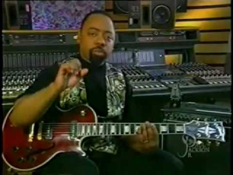 "Paul Jackson Jr. having fun ""The Science Of Rhythm Guitar"" by Keith O`Derek.mp4"