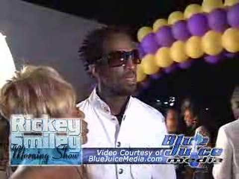 Rickey Smiley Morning Show Footage