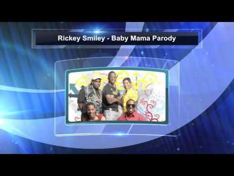 "Rickey Smiley - ""Baby Mama"" Parody"