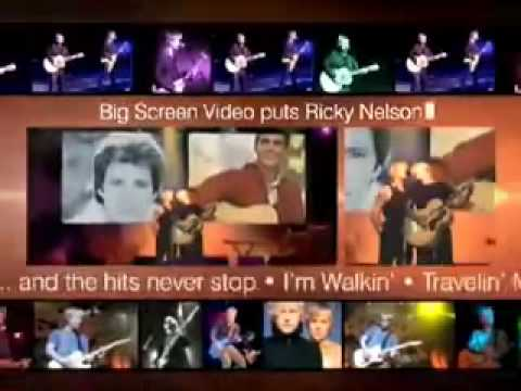 Ricky Nelson Remembered 2010 Tour Schedule