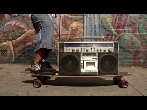 The Boom Box Bounce