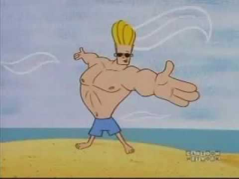 I`m Too Sexy` - Johnny Bravo (feat. Right Said Fred)