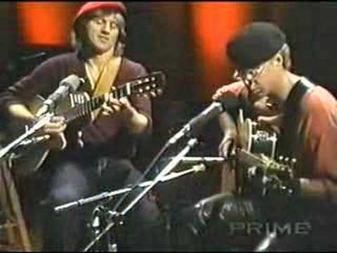 Bruce Cockburn & Rik Emmett - Nuages