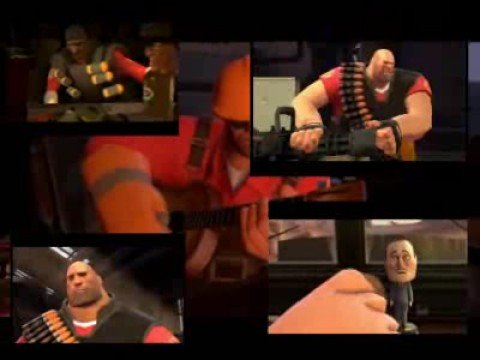 Team Fortress 2 : Meet the Musicians