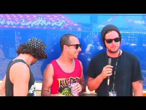In Fear and Faith Interview - Warped Tour 2010 - Cleveland, OH - 7.8.10