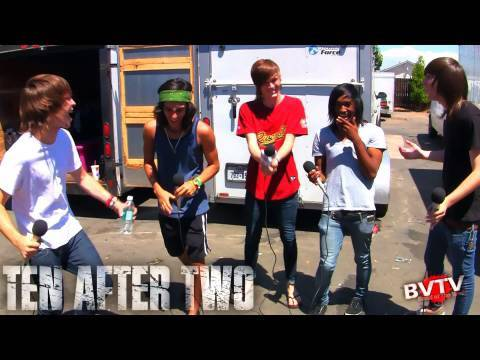 "Ten After Two Interview (Signing Announcement!) - BVTV ""Band of the Week"" HD"
