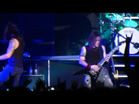 Bullet For My Valentine The last fight LIVE Vienna, Austria 2010-11-23 1080p FULL HD