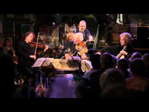 Ris�r in New York: Brahms`s Piano Quartet No. 1 in G Minor, Rondo