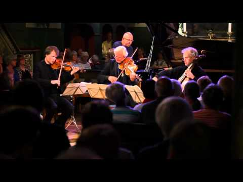 Ris�r in New York: Brahms`s Piano Quartet No. 1 in G Minor, Andante con moto (Part 1)