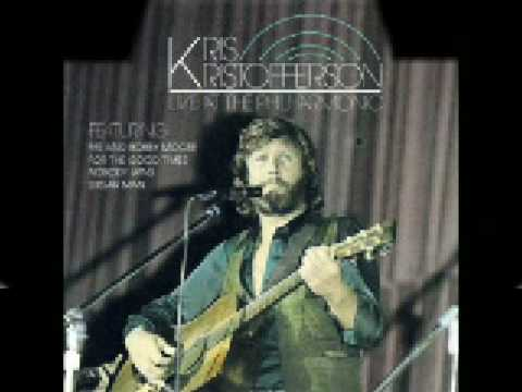 Kris Kristofferson & Rita Coolidge Whiskey, Whiskey (live at the Philharmonic, 1972)