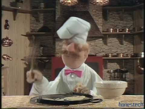 The Muppet Show: The Swedish Chef - Flapjacks