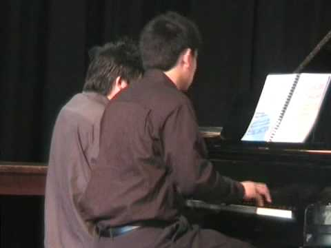 Rite Of Spring - Stravinsky - Four Hand Piano