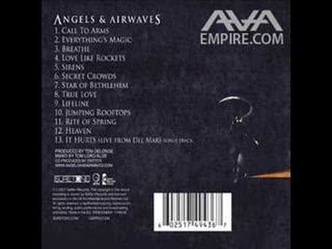 Rite of Spring - Angels and Airwaves Full Studio Version