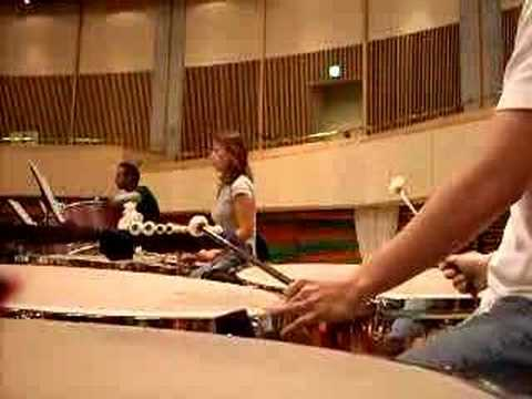 Rite of Spring 189: Timpani & Bass Drum