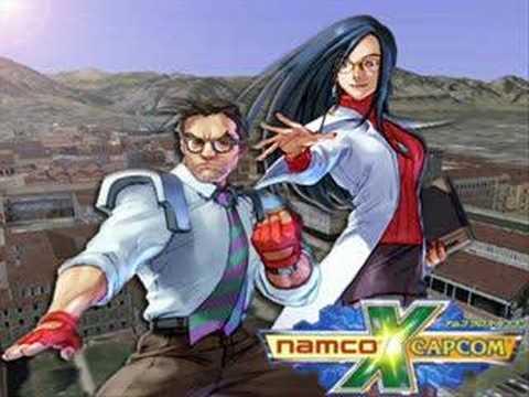 Namco X Capcom - Rival Schools