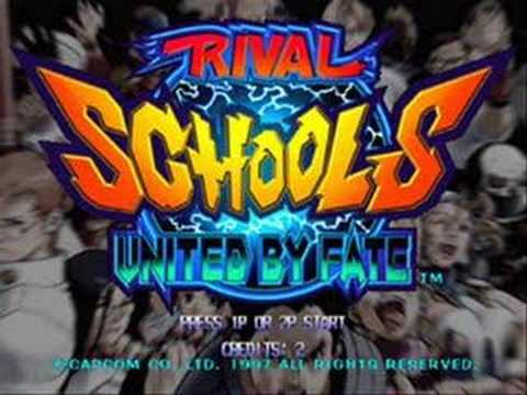 RIVAL SCHOOLS - Sad theme