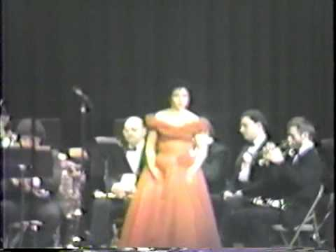 Charlotte Black Performs Ave Maria 2