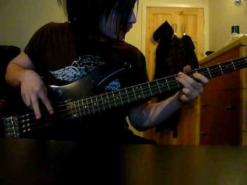 Big Day Out for whom the bell tolls bass solo cover