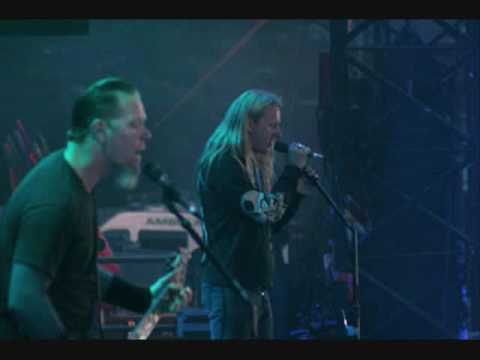 Nothing Else Matters - Metallica [Live Dublin June 11, 2006 With Jerry Cantrell]